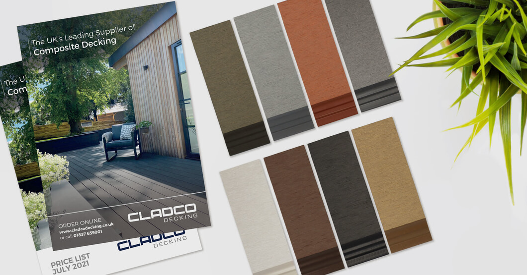 Wall Cladding sample pack
