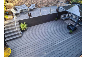 Advantages & Disadvantages Of Composite Decking
