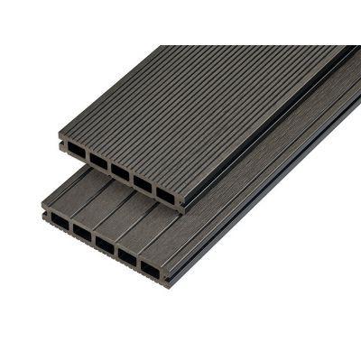 4m Hollow Domestic Grade Composite Decking Board
