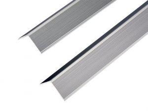 2.2m Aluminium Corner Trim