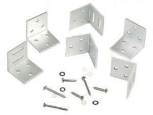 Composite Fence Panel Fixings