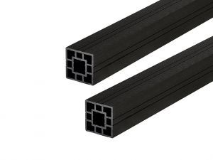 3m WPC Fence Panel Posts