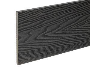 2.4m Composite Fascia Board-Charcoal