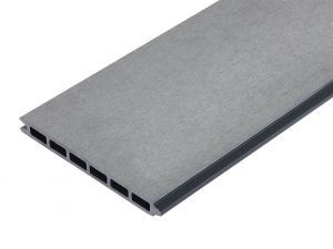 3.6m Fencing Panel in Light Grey