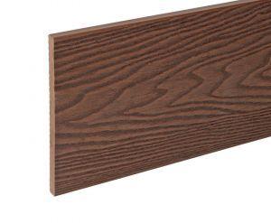 2.4m Composite Fascia Board-Coffee
