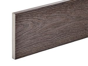3.6m Capstock PVC-ASA Woodgrain Effect Premium Grade Fascia Board