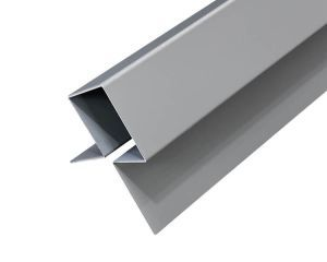 3m Fibre Cement Wall Cladding Symmetric External Corner Trim-Granite
