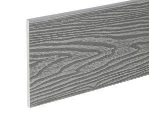 2.4m Composite Fascia Board-Light Grey