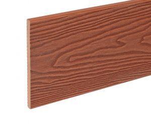 2.4m Composite Fascia Board-Redwood