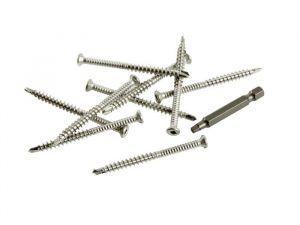 SPEEDDEKZ 316 Stainless Steel Decking Screws (Pack of 100)