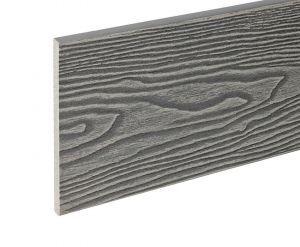 2.4m Composite Fascia Board-Stone Grey