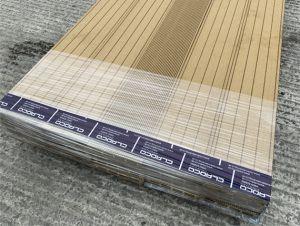 Pack of 25 four-hole Composite Original Decking Boards 2.4m Teak