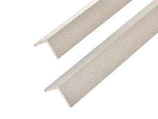 2.2m Composite Corner Trim 60mm x 50mm