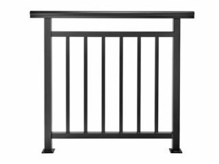 Handrail Balustrade System - Powder Coated Aluminium