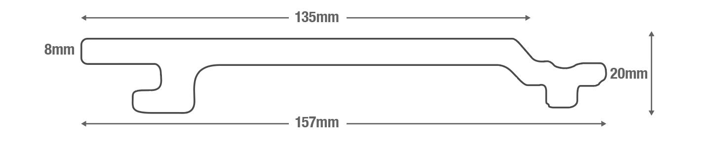 Original Wall Cladding Diagram