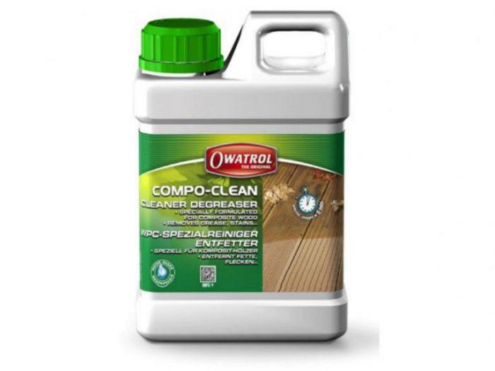 Owatrol decking cleaner