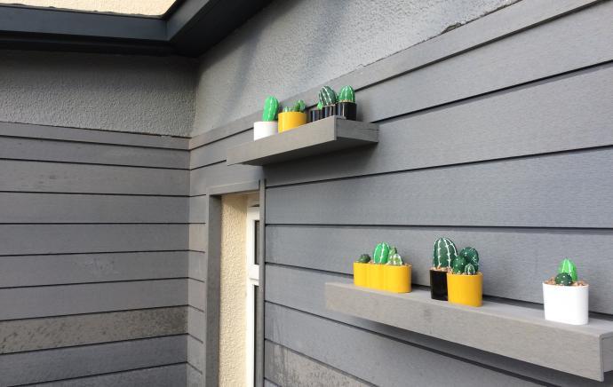 Cladco Profiles Donates Decking & Cladding to Love your Garden