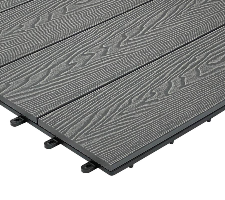 Discover Cladco Composite Decking Tiles