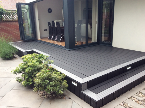 Five reasons why you should use Cladco Composite Decking on your garden this summer!