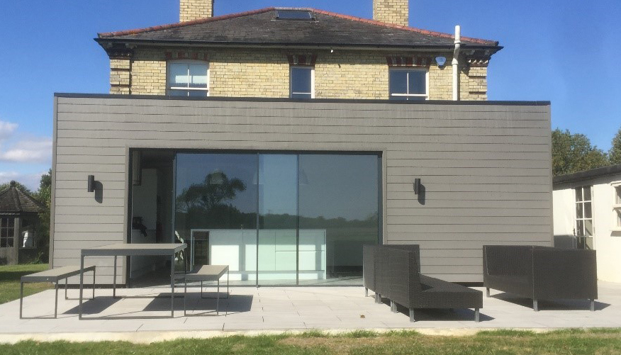 Five Benefits of Adding Composite Wall Cladding to your building