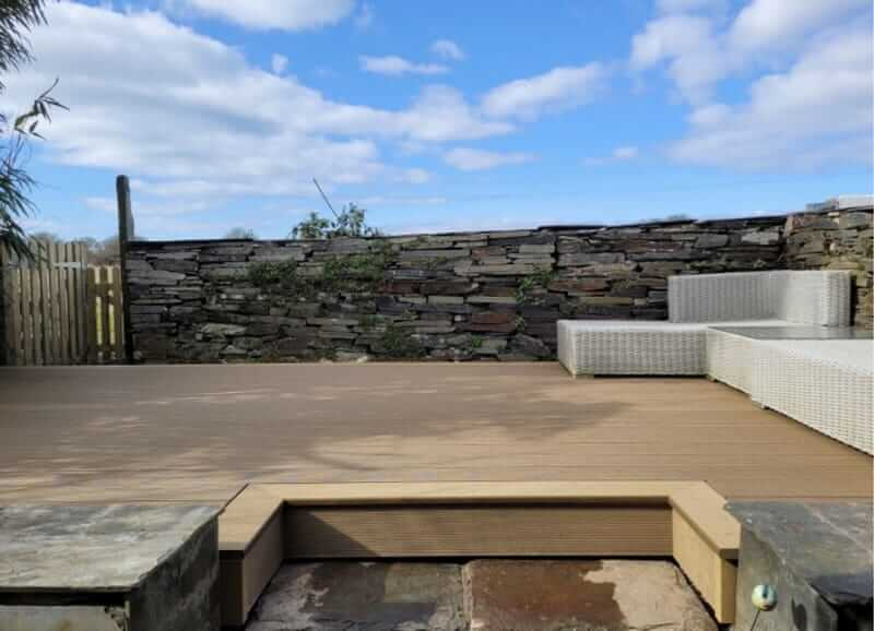 Planning Permission for Decking