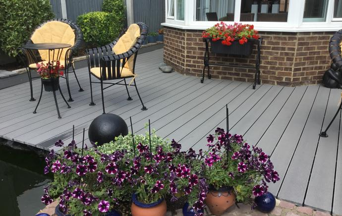How to style my Cladco Composite Decking all year round?