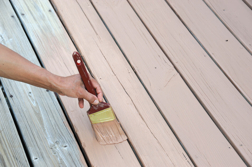 How to Paint a Deck: Prepare, Paint or Restore