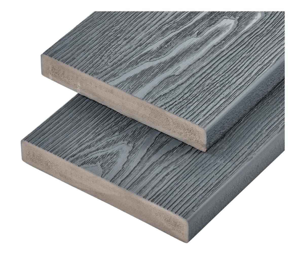 Capstock PVC-ASA Woodgrain Effect Premium Grade Decking Board