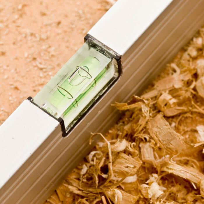 Carpenter's level