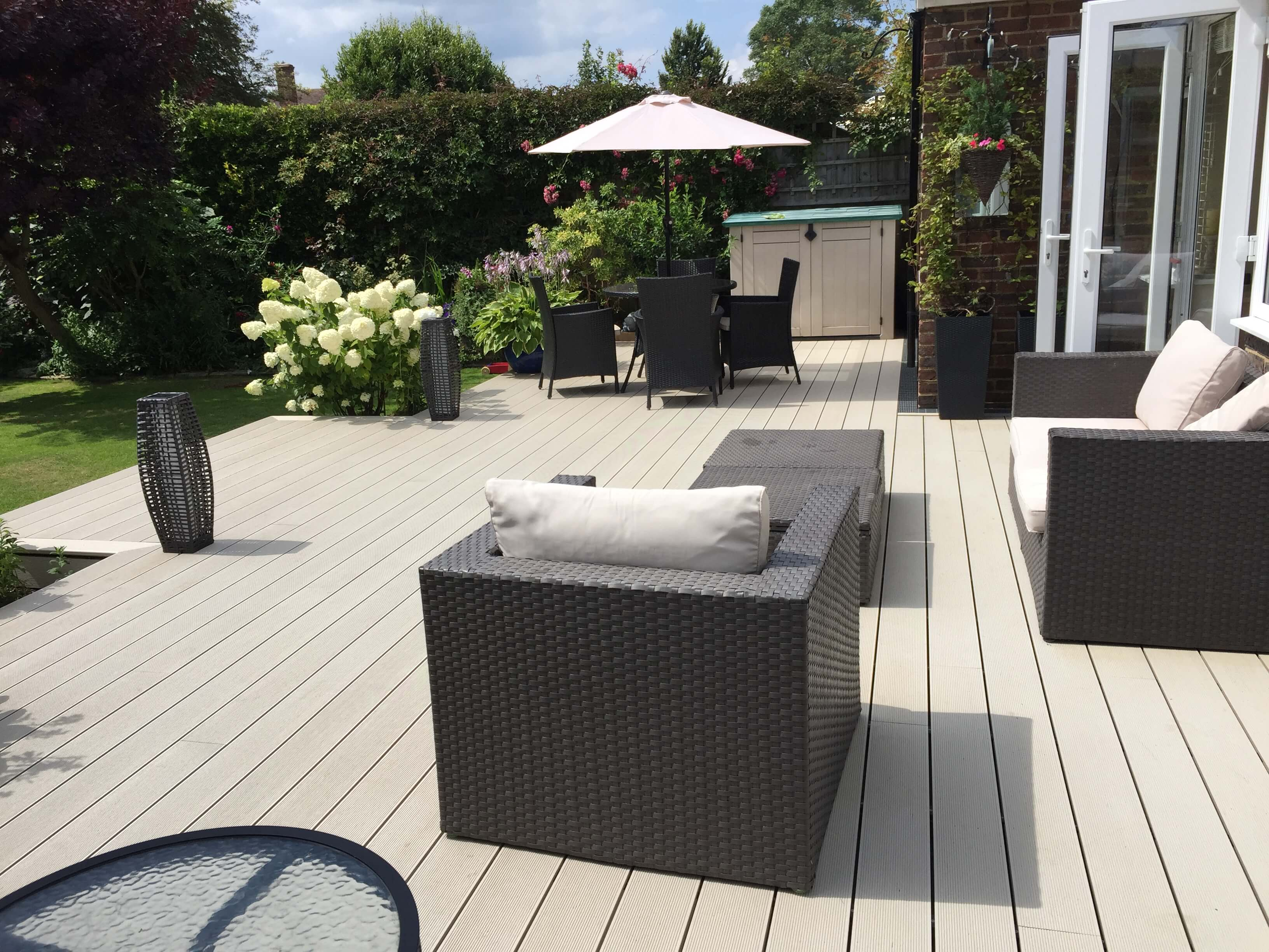 Ivory Decking Boards