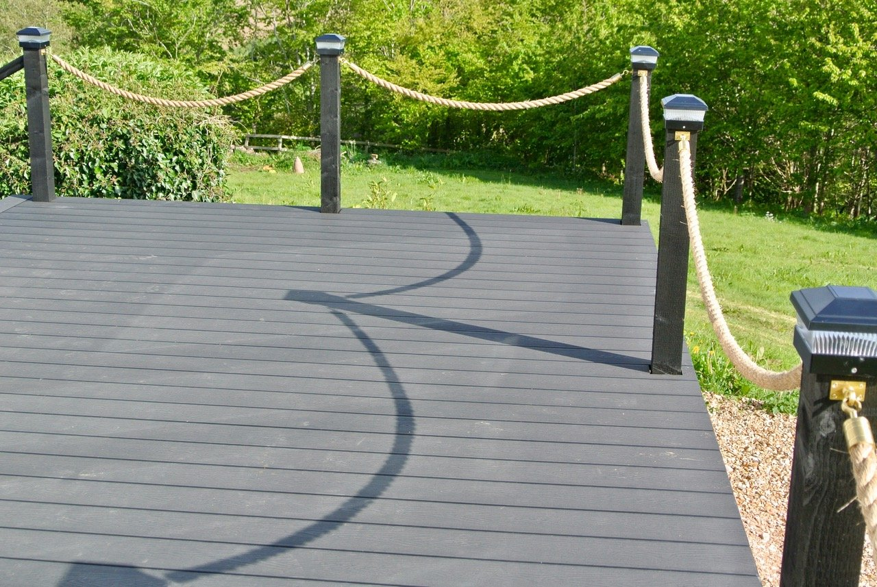 Cladco Woodgrain Decking Board