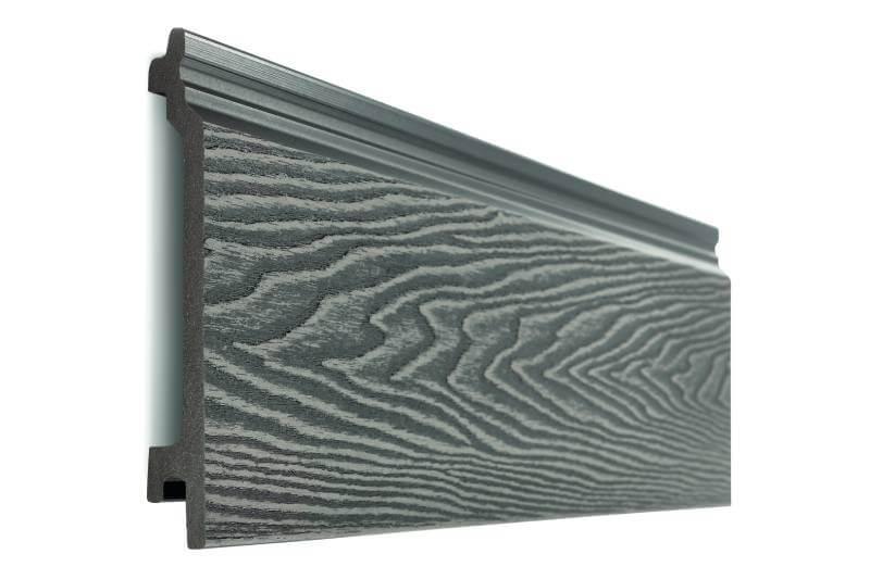 Woodgrain Effect Wall Cladding