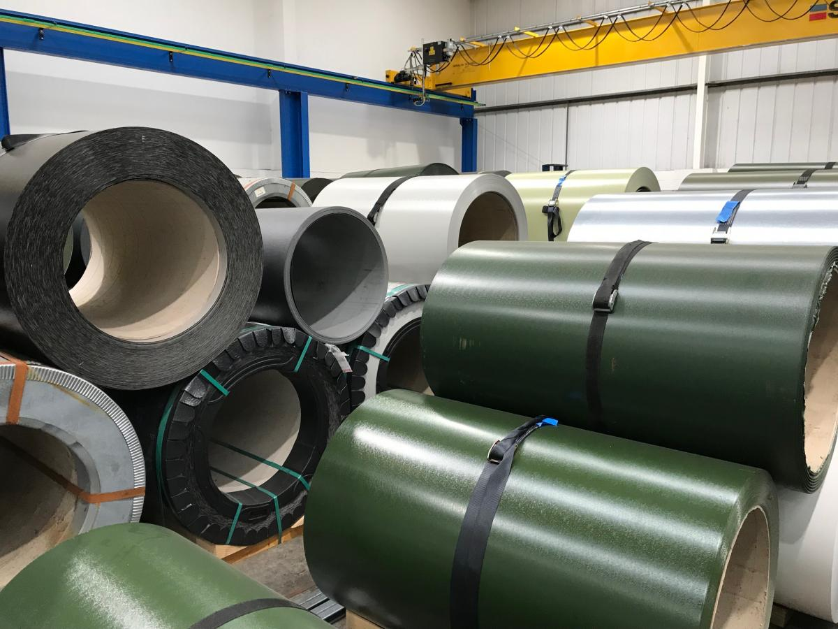 Roofing Sheets Steel Coil