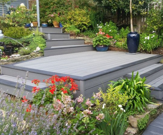 Cladco Decking
