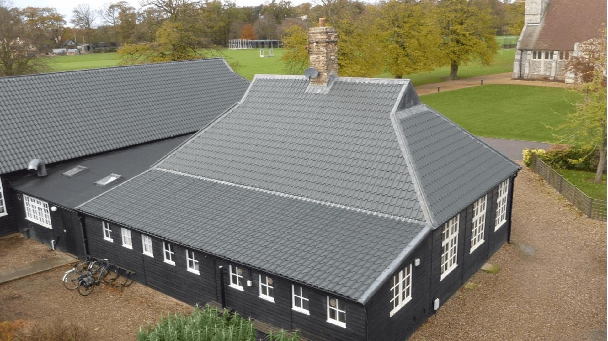 Tileform Roof