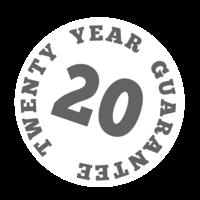 20 Years Guarantee